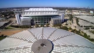 Unique Houston Landmarks | The Houston Astrodome 2015