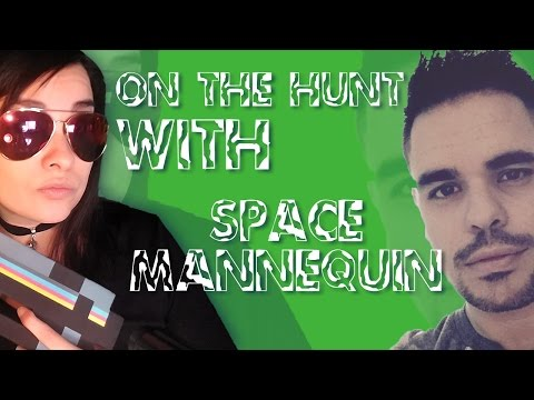 Game and Toy Hunting With Space Mannequin #3 - Virtual Valerie