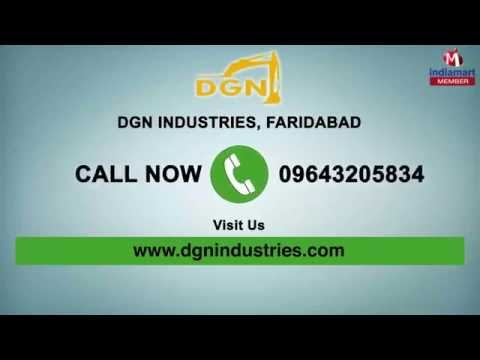 Machine Spare Parts By Dgn Industries, Faridabad