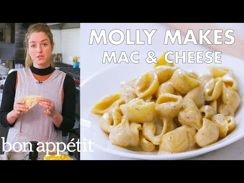 Molly Makes Macaroni and Cheese   From the Test Kitchen   Bon Appétit