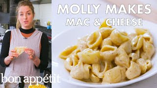 molly-makes-macaroni-and-cheese-from-the-test-kitchen-bon-apptit