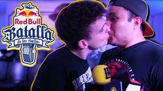 Arkano me besó - LO QUE NO SE VIO de la Red Bull Batalla de Gallos - Luisito Rey ♛