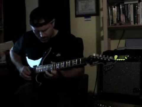 Slow Bown Blues/Rock Fusion Improvisational Jam