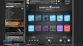 Sample Logic Cinematic Guitars INFINITY Review - SoundsAndGear.com