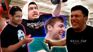 Basketball & Gym With The Boys ft.(Sodapoppin, Trainwreckstv, NMPthelord)
