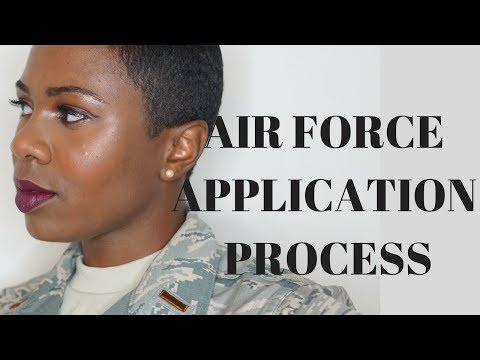Air Force Health Professions-Tips & Advice for Applying!