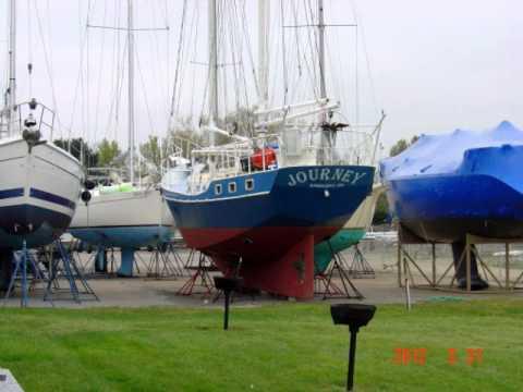 Sandusky Harbor Marina 20120331