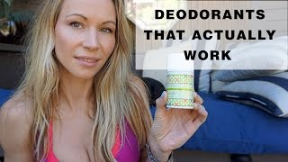 Deodorants That Actually Work!!
