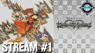 Kingdom Hearts Re: Chain of Memories Episode #1 [Blind Let