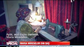 Maria Mireselor, un meşter al rochiilor de mireasă speciale