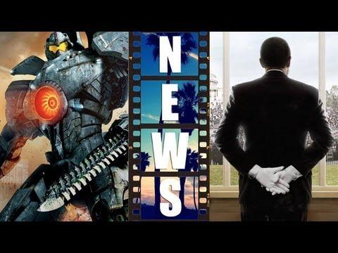 Pacific Rim SuperTicket, The Butler Lawsuit, Edward Snowden Movie?! - Beyond The Trailer