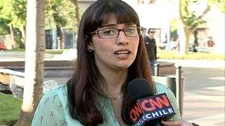 Repeat youtube video Melissa Sepúlveda, la nueva presidenta de la Fech, presentó sus posturas