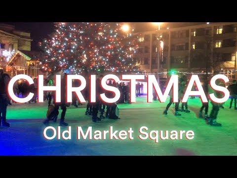 Vlog: Nottingham Christmas market