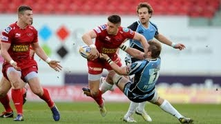 Scarlets v Glasgow Full Time Roundup 12 April 2013