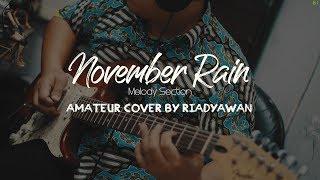 GnR November Rain - Amateur Cover by Riadyawan (Sony A6300 4k)