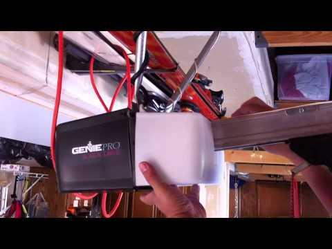 How To Program A Genie Garage Door Remote Control Opener