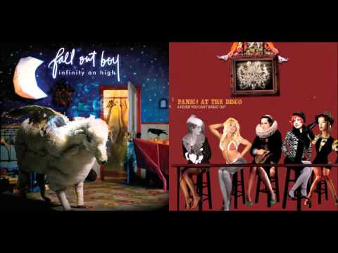 This Ain't Sins, It's a Tragedy - Fall Out Boy vs. Panic! At The Disco (Mashup)