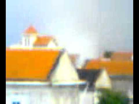Lốc Xoáy tại  xã An Lư Huyện Thủy Nguyên Hải Phòng ~ 23.06.2k11