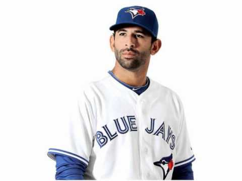 Toronto Blue Jays All-Star Jose Bautista interview with Kevin Gray