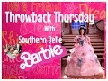 1993 Great Eras Southern Belle Barbie Doll Review✨- Throwback Thursday!