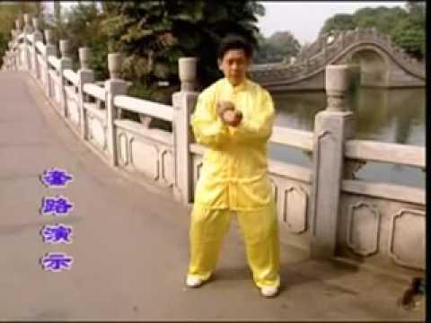 Forma Cham Kiu de la Rama Pan Nam de Wing Chun de Foshan