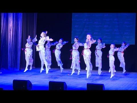 Звезды Юности 6 11 классы Танцы
