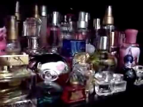 This is out of hand. Collection Video Perfume +