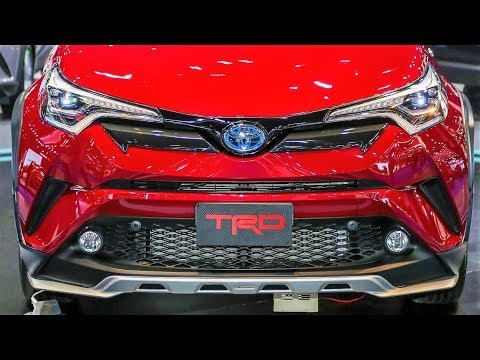 NEW 2018 Toyota CH-R TRD - Exterior and Interior | AMAZING SUV CROSSOVER