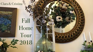 Fall Home Tour 2018 Collaboration hosted by Daveda Lane | Hello Autumn, Goodbye Summer! #11