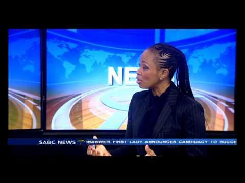 Spokesperson of the Synagogue Church Of All Nations, Kirsten Nematandani