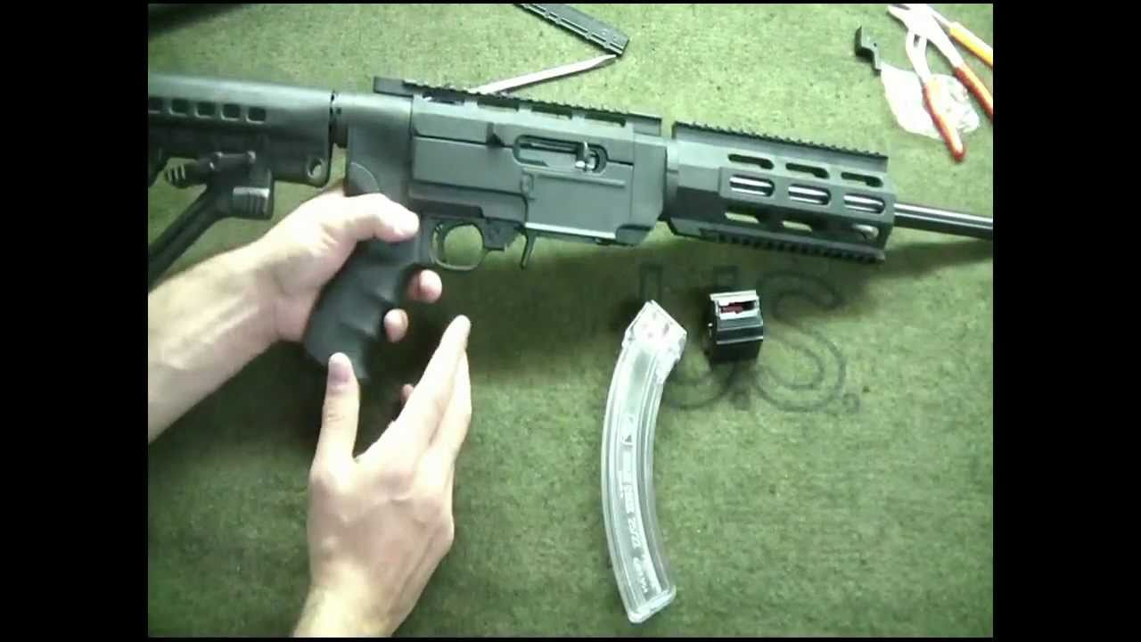 how to install an archangel 10 22 stock youtube