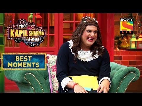 Sapna's Fangirling Moment Over Rahul Roy | The Kapil Sharma Show Season 2 | Best Moments
