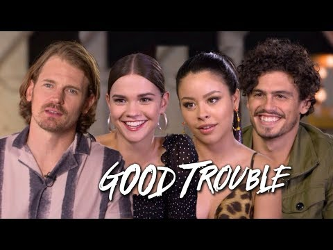 Good Trouble Season 2 (Freeform) Behind The Scenes | The Fosters Spinoff Series