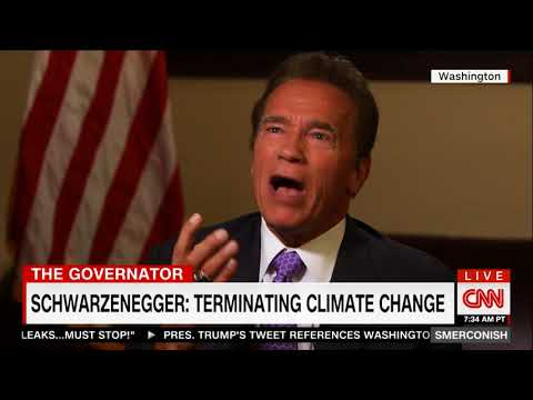 Michael Smerconish- Interview with Arnold Schwarzenegger on climate change on CNN, July 22, 2017