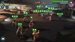 Full Ewok team details are here - https://swgoh.gg/squads/69903/ Re...