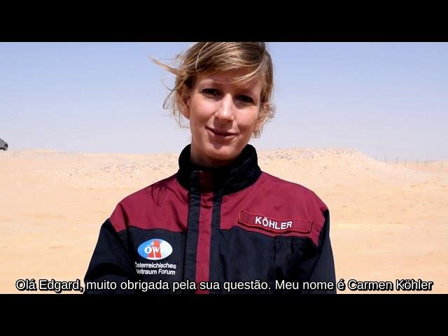 PT Kids2Mars   Germany - I would like to know why Mars is orange?