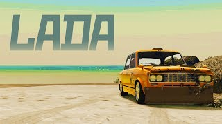LADA (GTA version) - uamee x Professional Gopnik x Boris