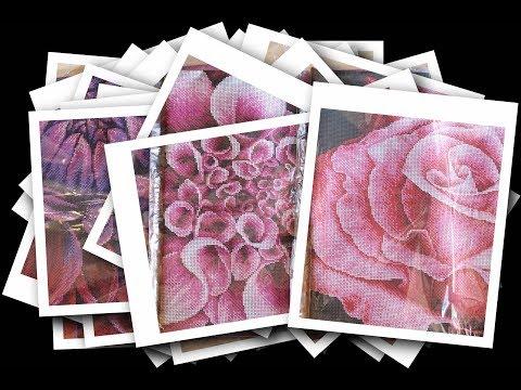 Схеми для вишивки бісером TM Virena, пошиті подушки НД_001 НД_007 НД_008 ИДН-018 і т.п