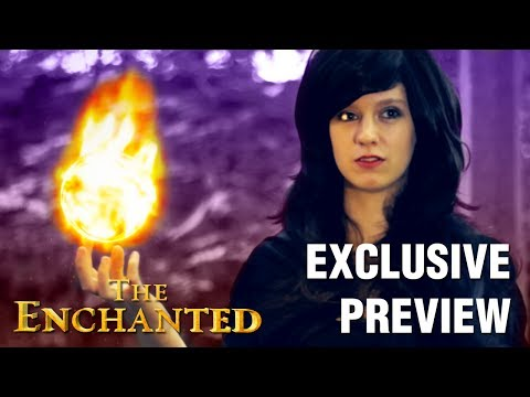 EXCLUSIVE: The Enchanted Web Series Preview & Giveaway! [Supernatural/Fantasy/Teens]