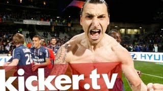 Nach der Ibrahimovic-Attacke - Guardiola kündigt Antwort an - kicker.tv