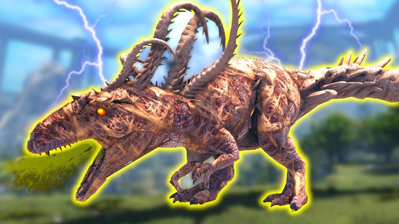 Ark: Genesis 2 #11 - !قتال القيقا التجريبي