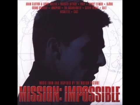 Adam Clayton & Larry Mullen, Jr  Mission: Impossible Theme Mission Accomplished