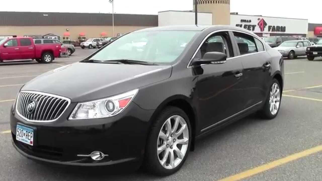 2013 buick lacrosse touring 2b150056a youtube. Black Bedroom Furniture Sets. Home Design Ideas