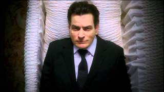 Charlie Sheen Anger Management Trailer #1¨Charlie Sheen Rises From The Dead