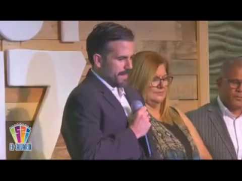 Gaby Calderon - Gobernador de Puerto Rico pide perdón en la Iglesia