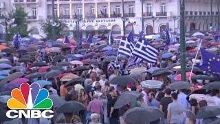 Greece Waits For Referendum Vote | CNBC