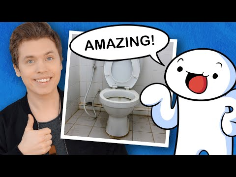 Why We Love Public Bathrooms ft TheOdd1sOut