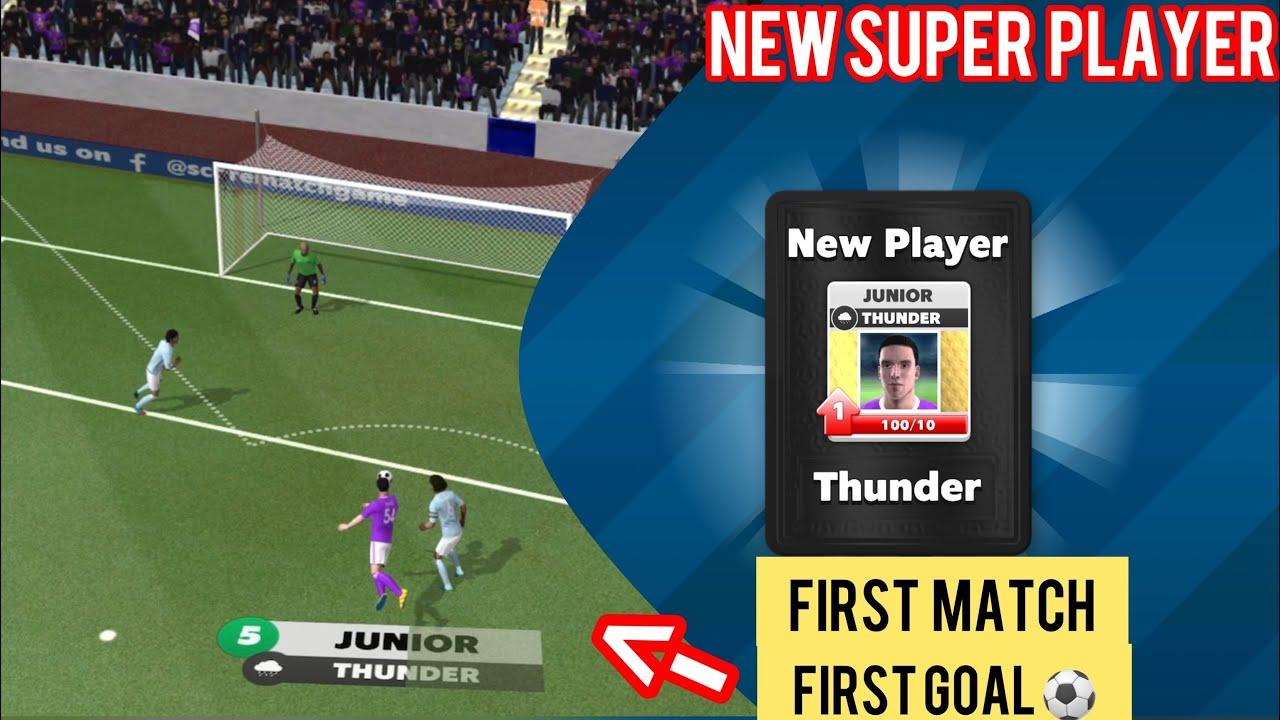 Download NEW SUPER PLAYER - JUNIOR - THUNDER 🤔 score match ! game 🎮 ( SEASON PASS gift 🎁)