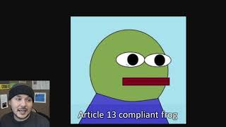 FAIL: Article 13 Guy Didn't Even Know What Was in Article 13