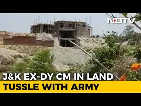 """""""Politically Motivated"""": Nirmal Singh On Army No To House Near Ammo Depot"""